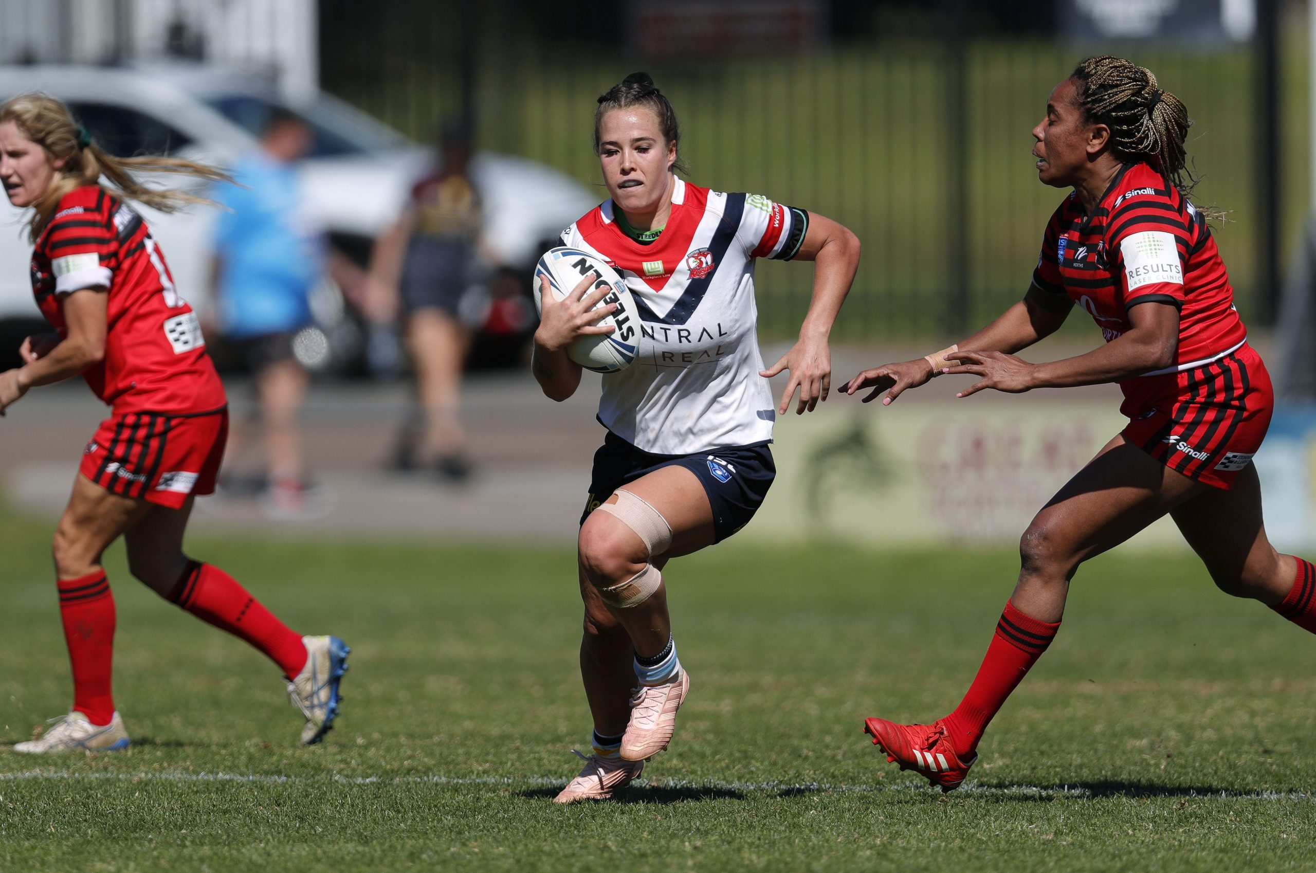 Roosters win Grand Final rematch, Helensburgh set to make debut