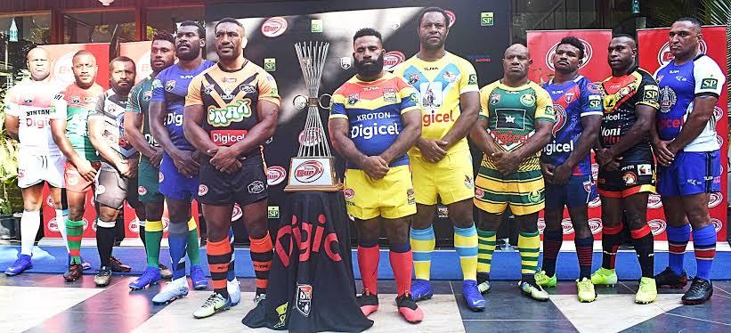 2021 PNG Digicel Cup set for April kickoff
