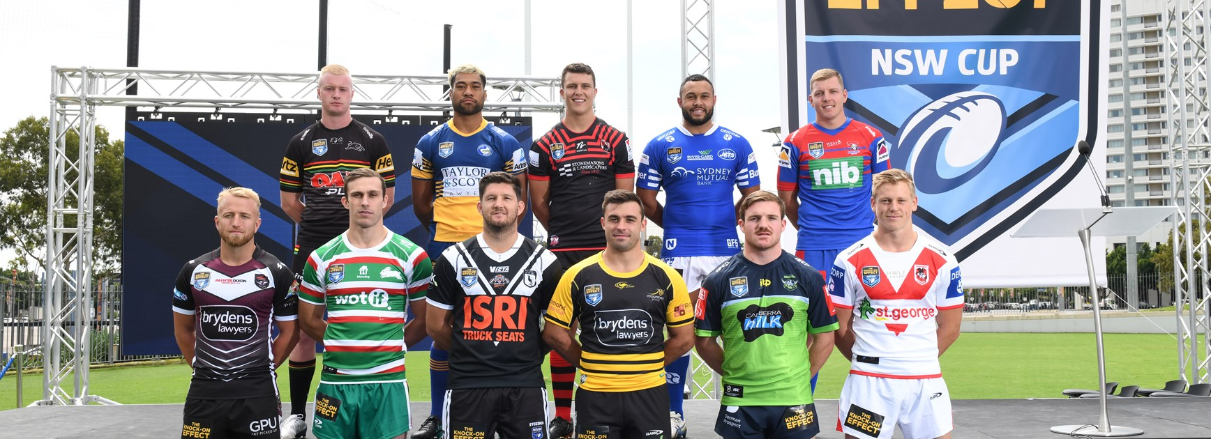 2021 The Knock-On Effect NSW Cup competition launched