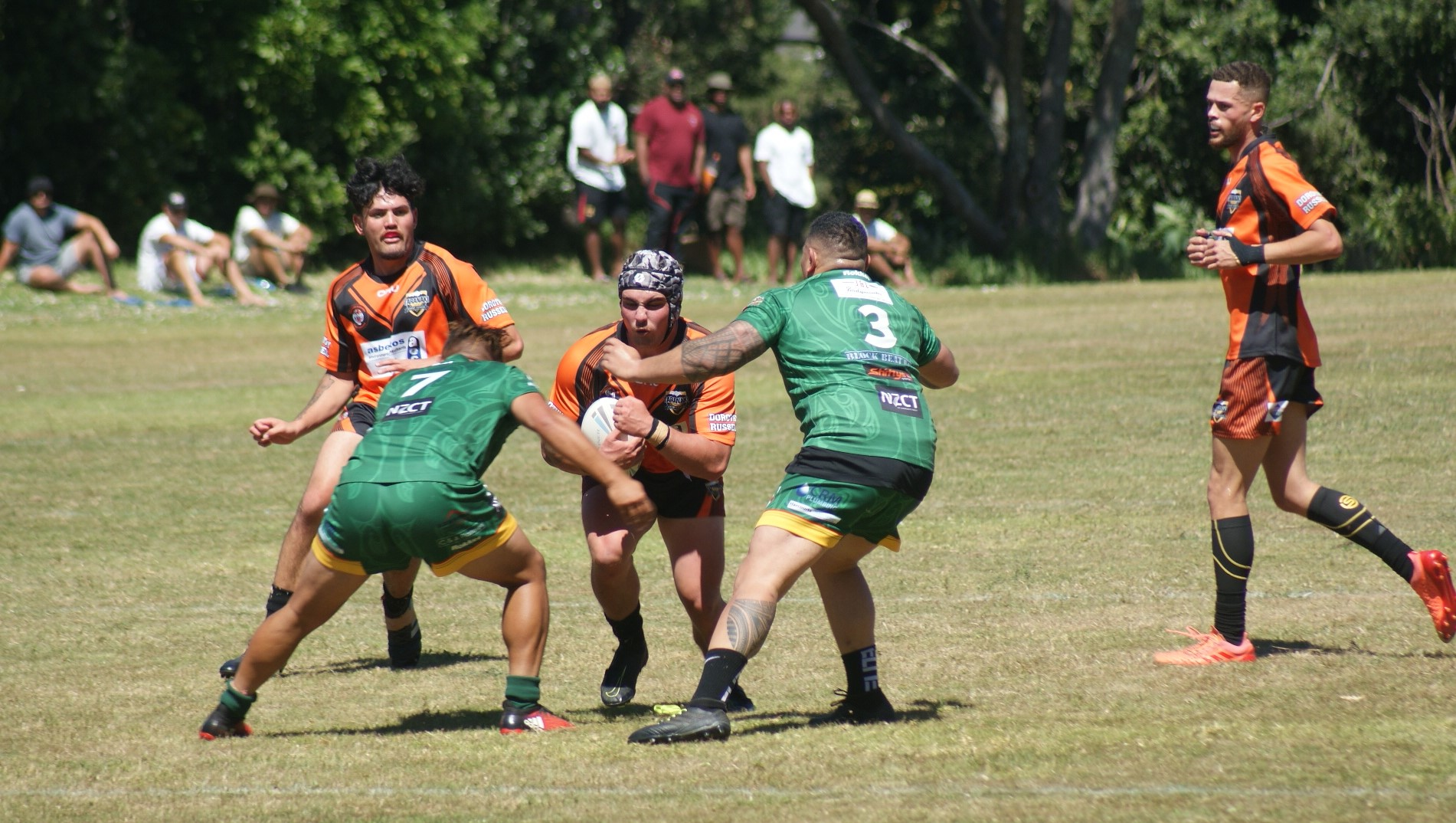 Competitive Rugby League returns to Taranaki