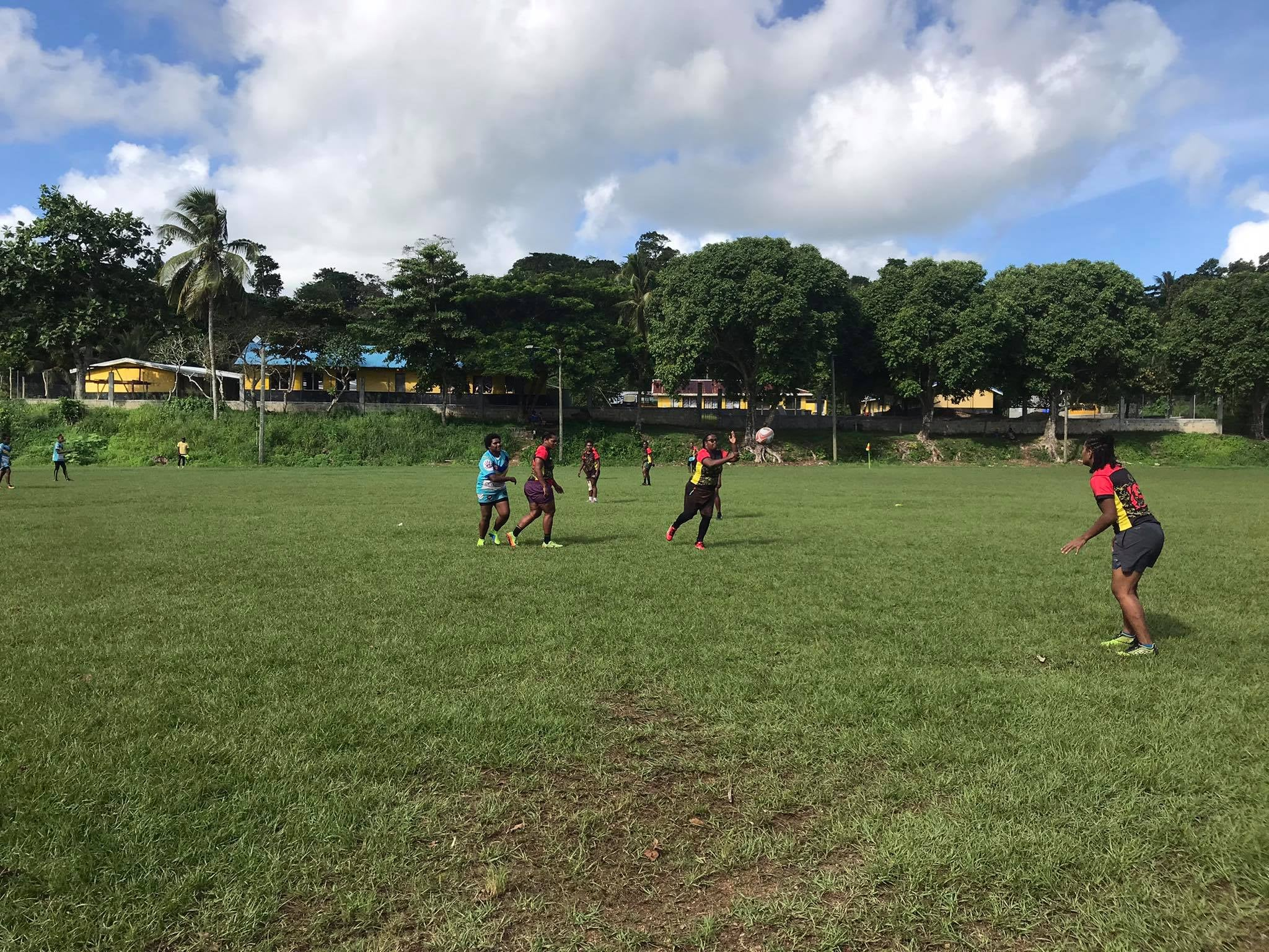 Defending Men's & Women's Premiers stamp authority in opening round of Port Vila competitions