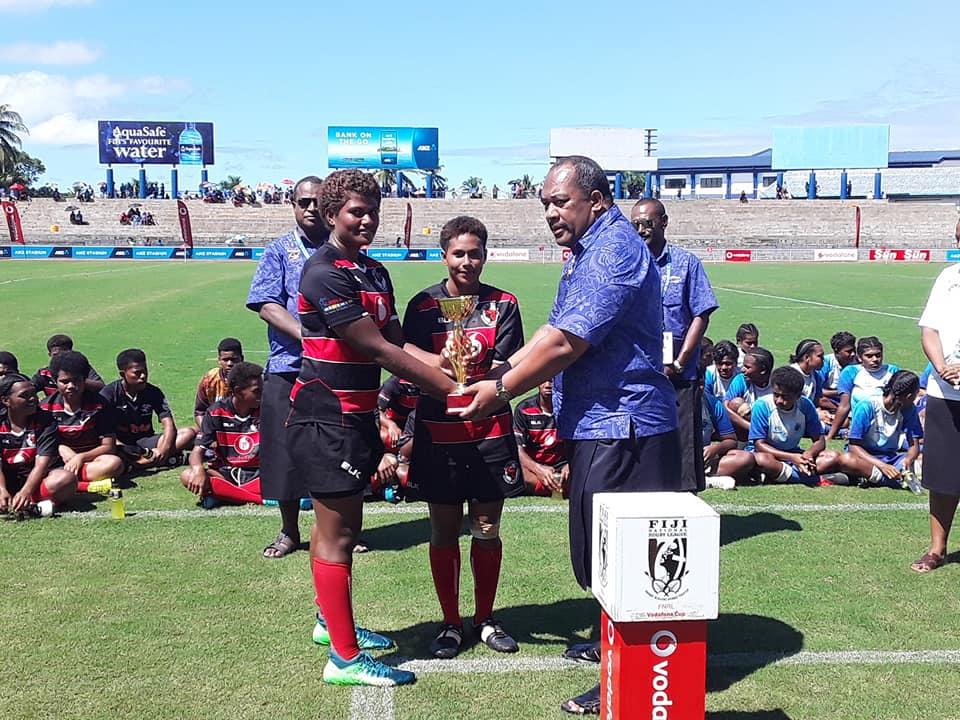 Southeastern Blues win inaugural Saulekaleka Trophy