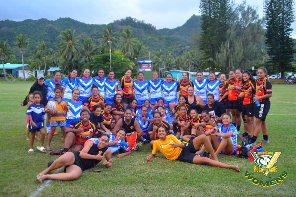 Titikaveka Bulldogs win Cook Islands Women's Minor Premiership