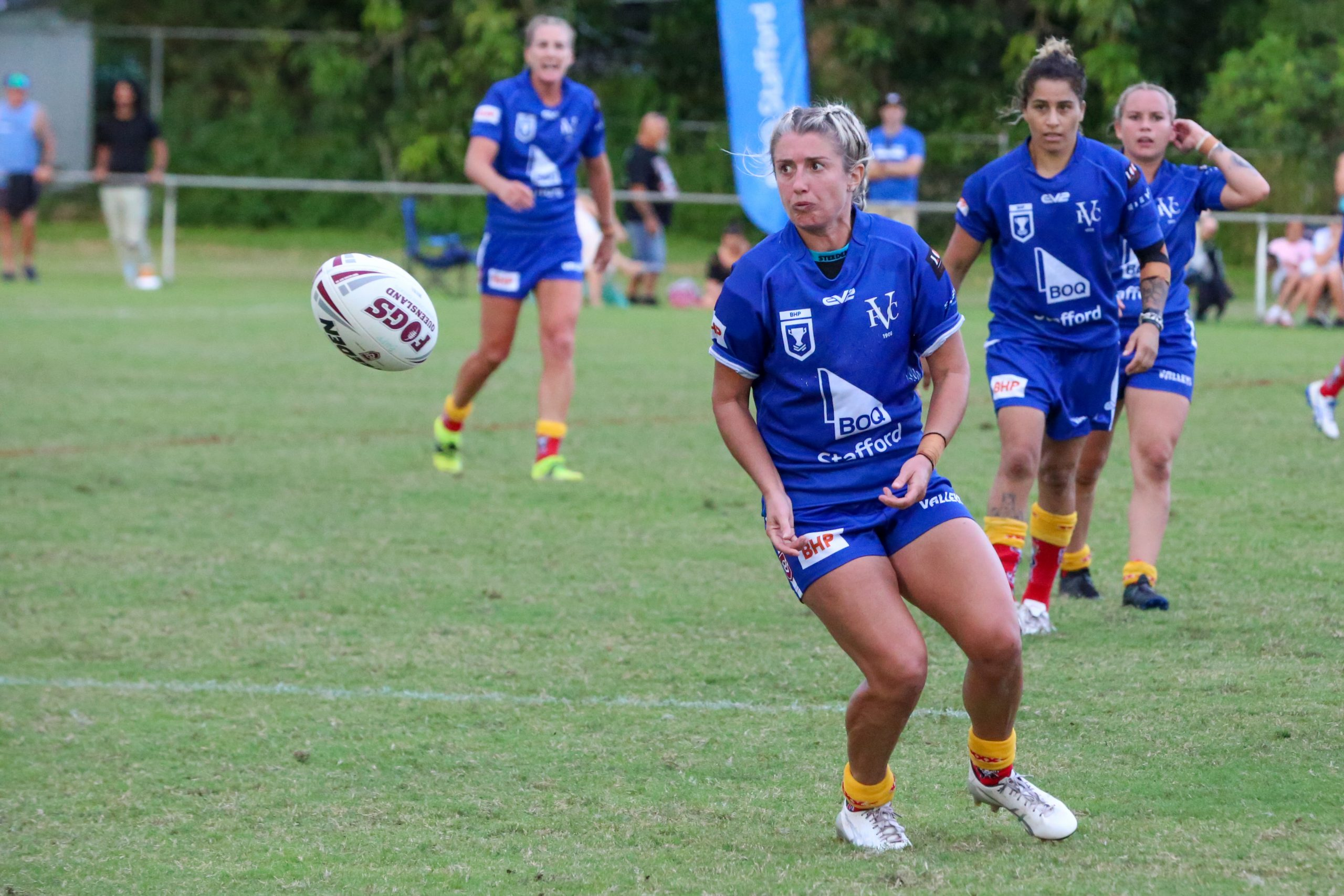 Valleys and Burleigh remain undefeated in BHP Premiership