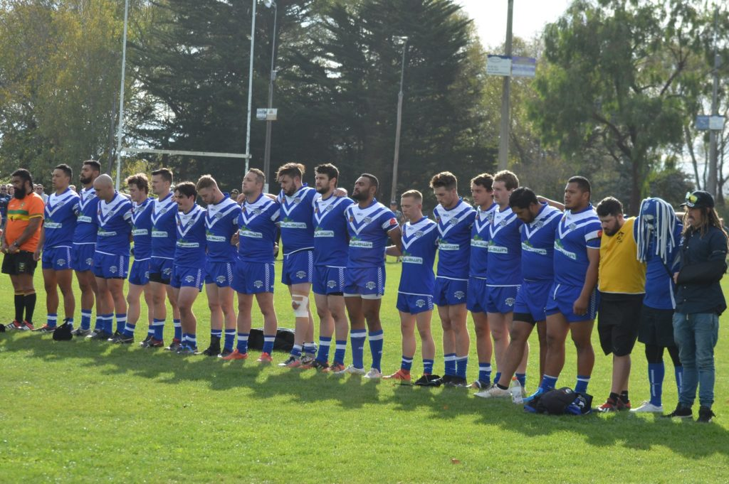 Northern Bulldogs pay tribute to former life member in Canterbury Premiership