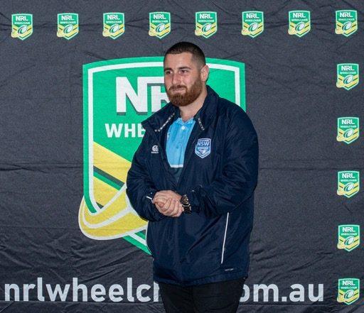 Edie George appointed as Australian Wheelaroos Assistant Coach