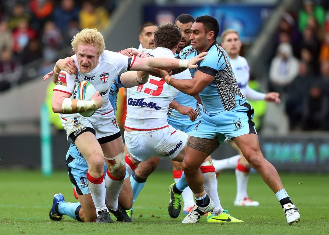 Fiji to face England in World Cup warm-up at Rochdale