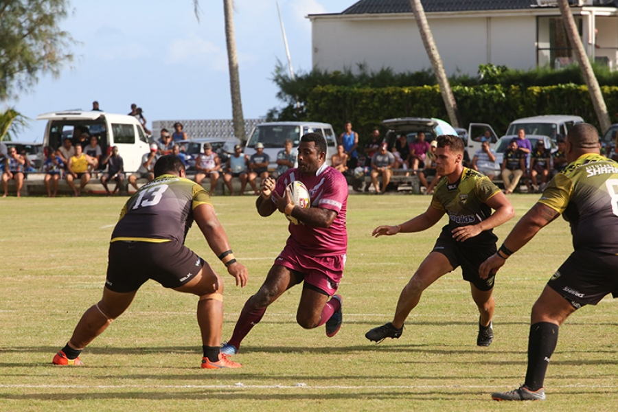 Aitutaki Sharks trying to keep Cook Islands Finals hopes alive