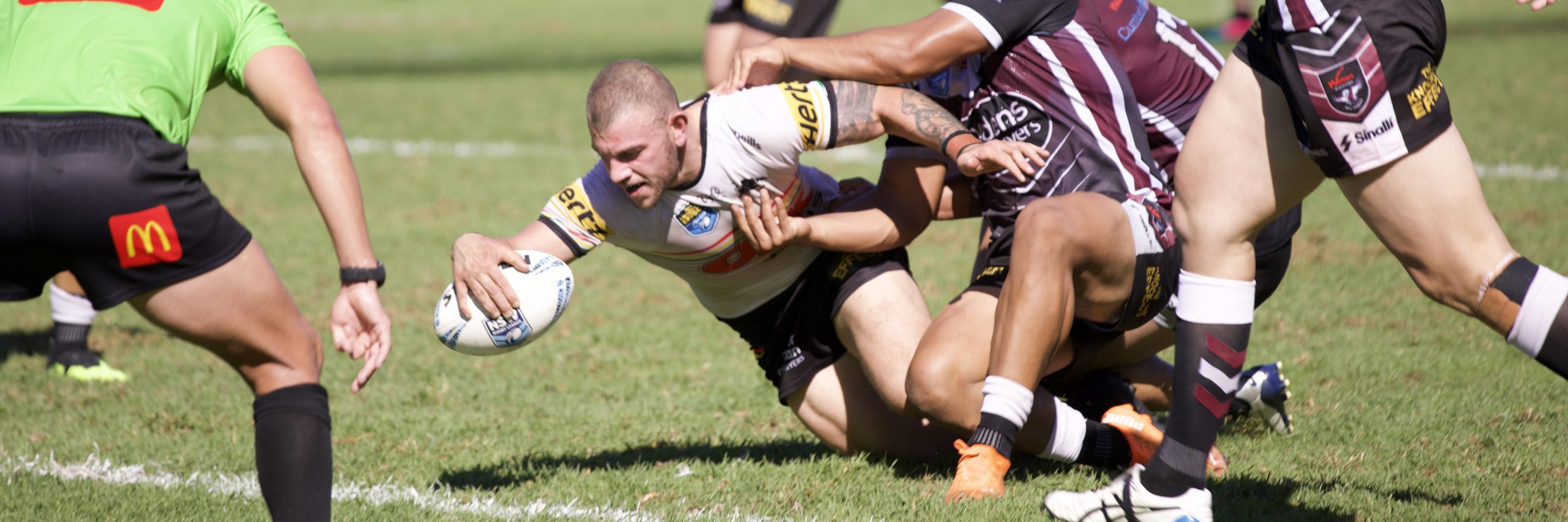 Panthers continue undefeated start in NSW Cup