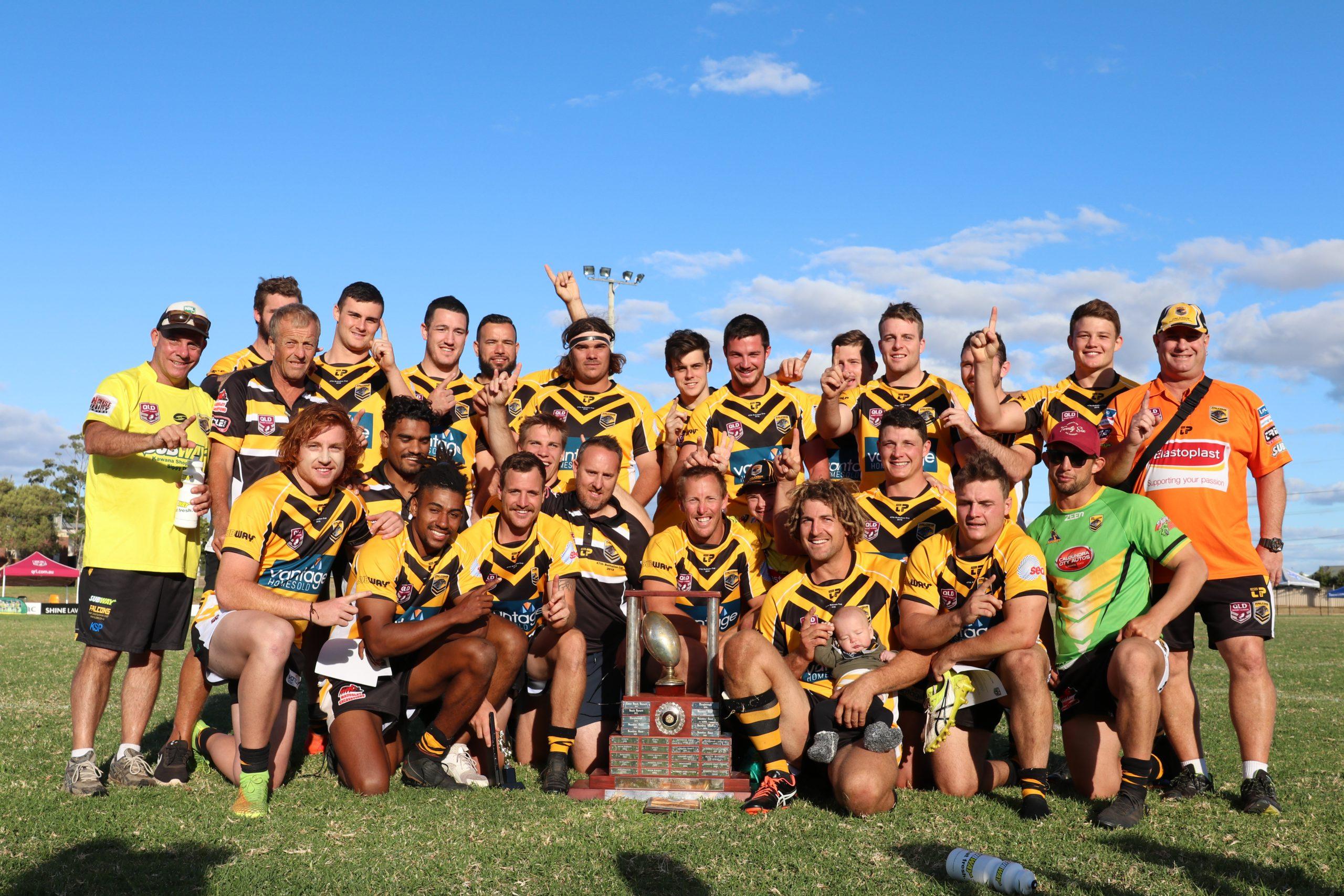 Queensland launch A Grade League Championship