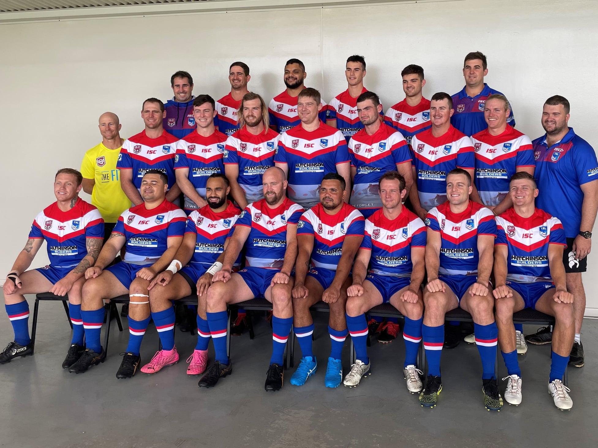 Toowoomba Clydesdale claim Men's 47th Battalion title
