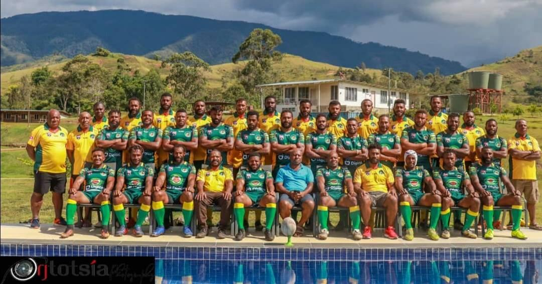 Waghi Tumbe name final squad for 2021 Digicel Cup