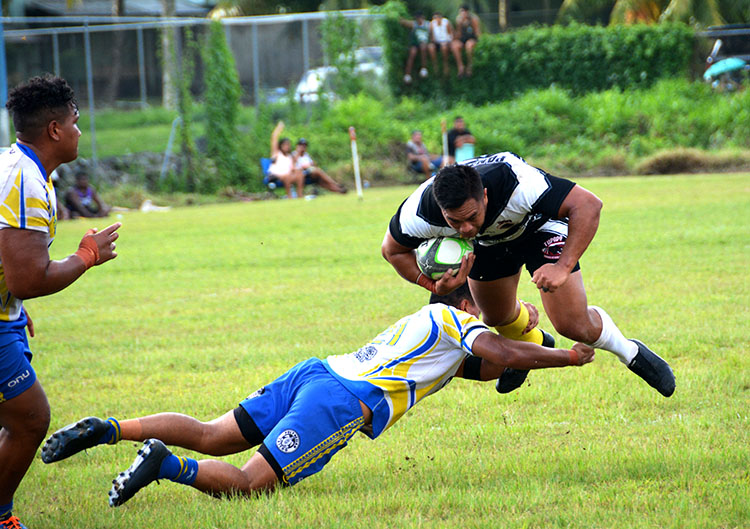 Avatiu Eels hand Tupapa Panthers their first loss of the year