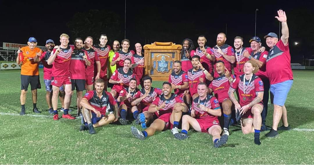 Mackay successfully defend Foley Shield title
