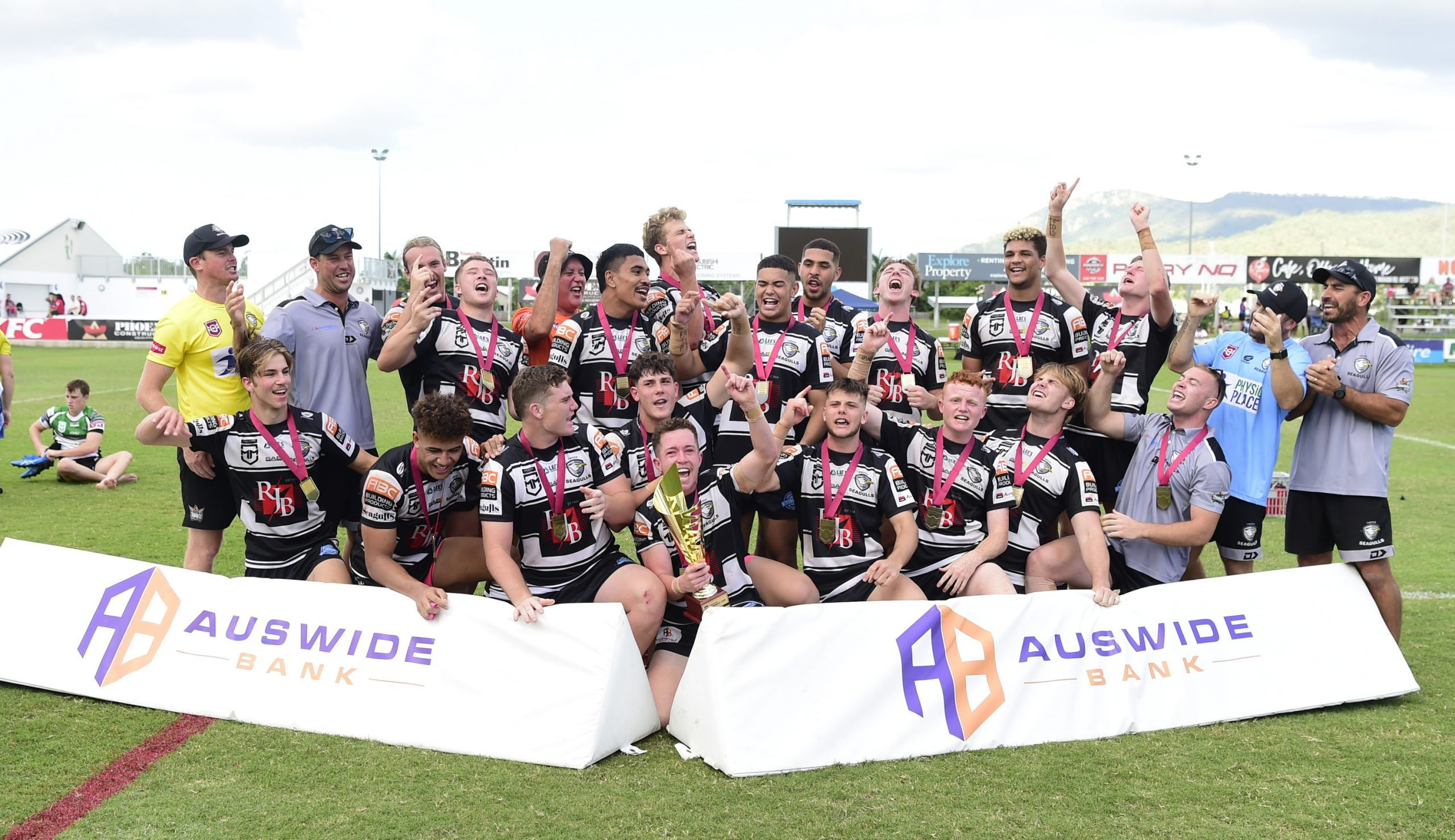 Tweed defeat Townsville in Mal Meninga Cup Final