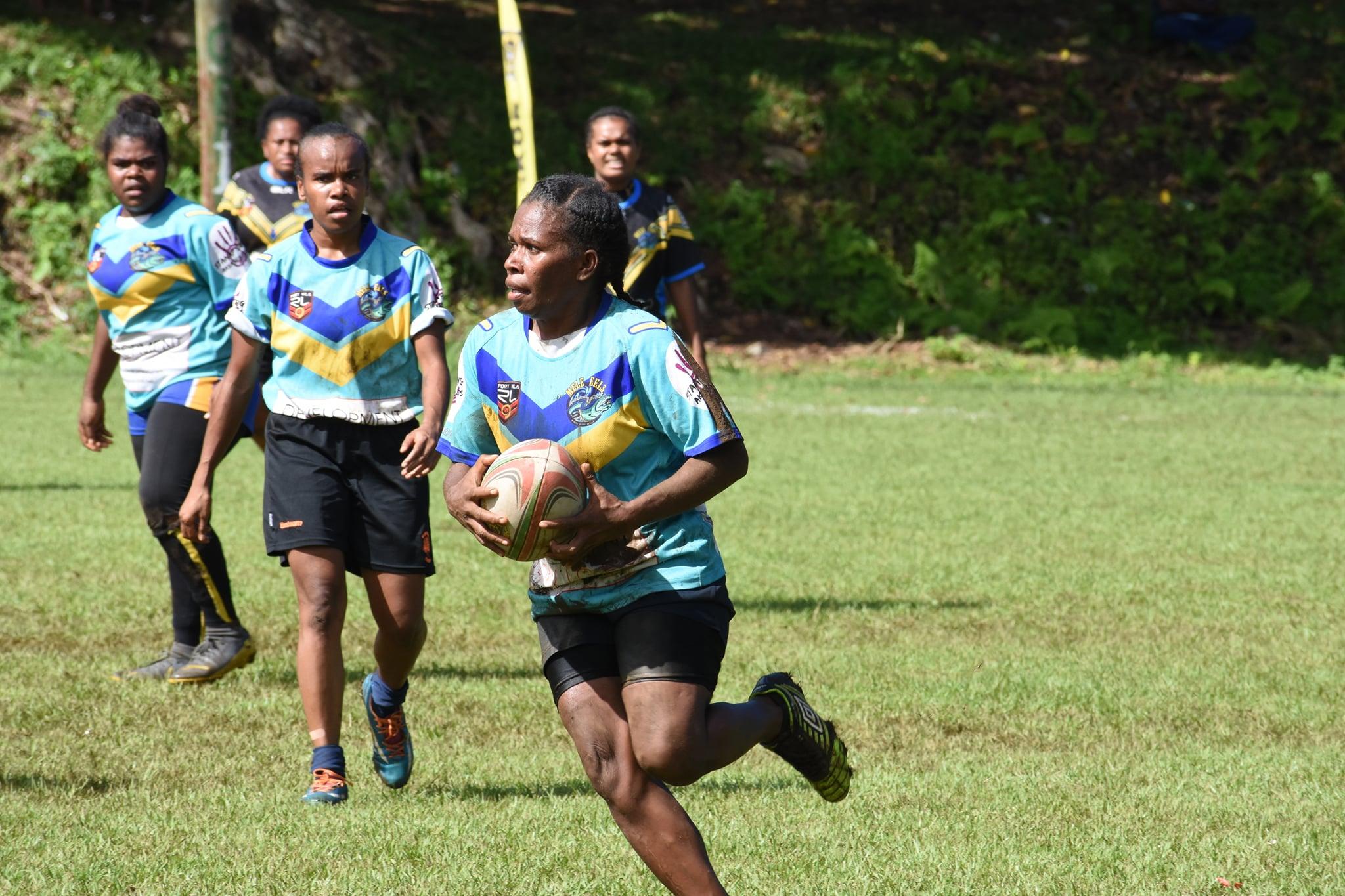 Mele Eels continue undefeated start in Port Vila Women's Premiership