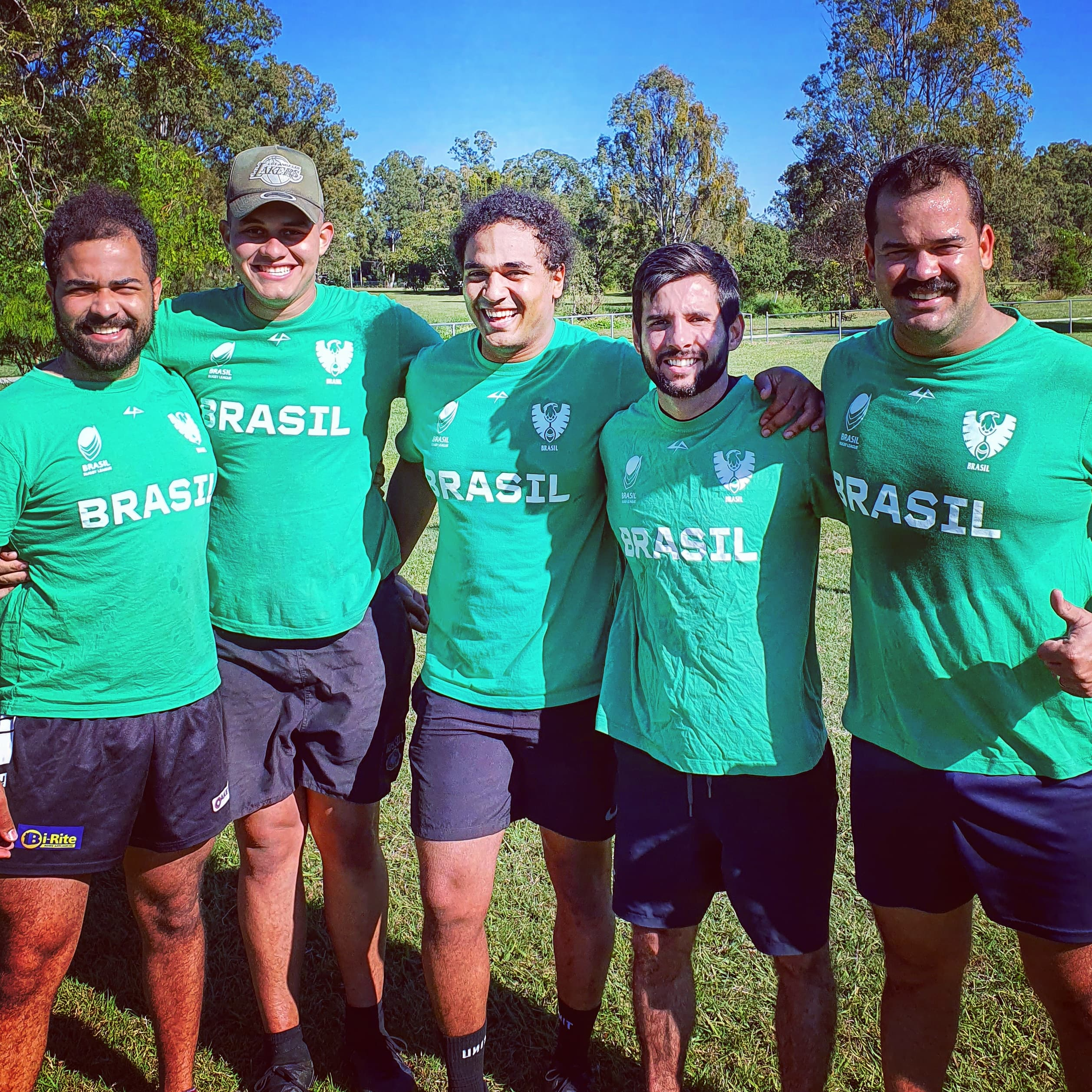 Does Brasil have rugby league's brainiest team?