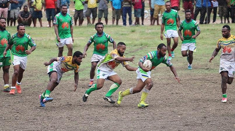 Mountain Bulls to face Nane Brothers in POM Suburban Nines Final