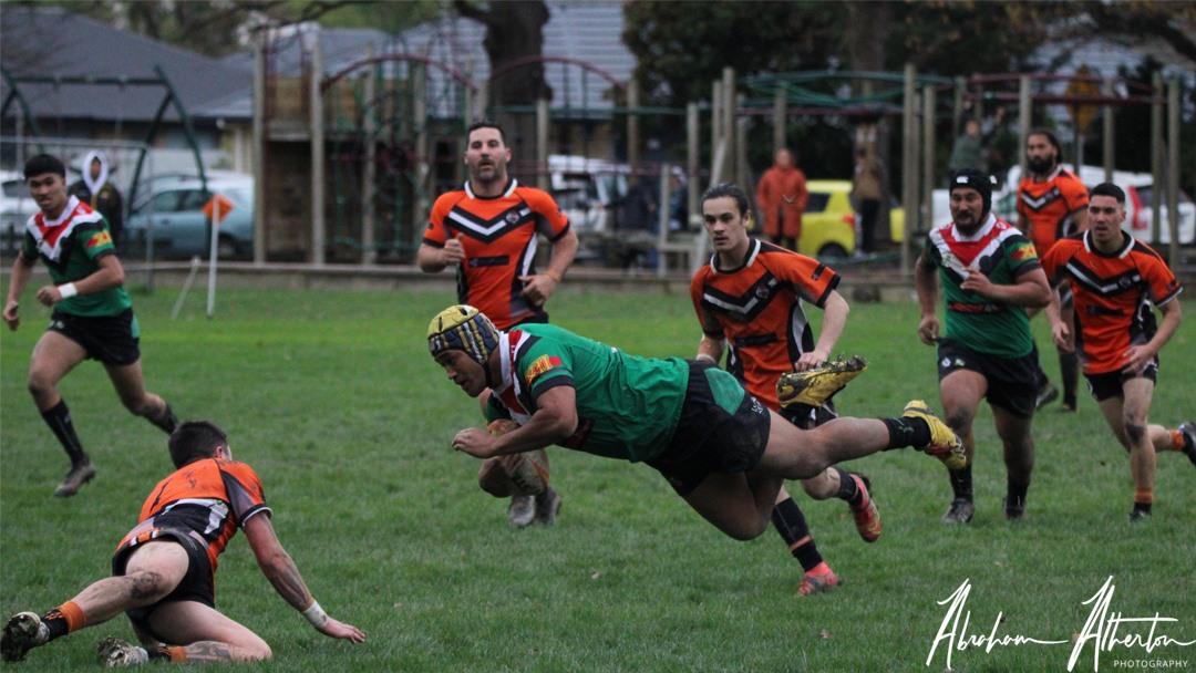 Linwood run riot at Papanui Domain in Canterbury Men's Premiership