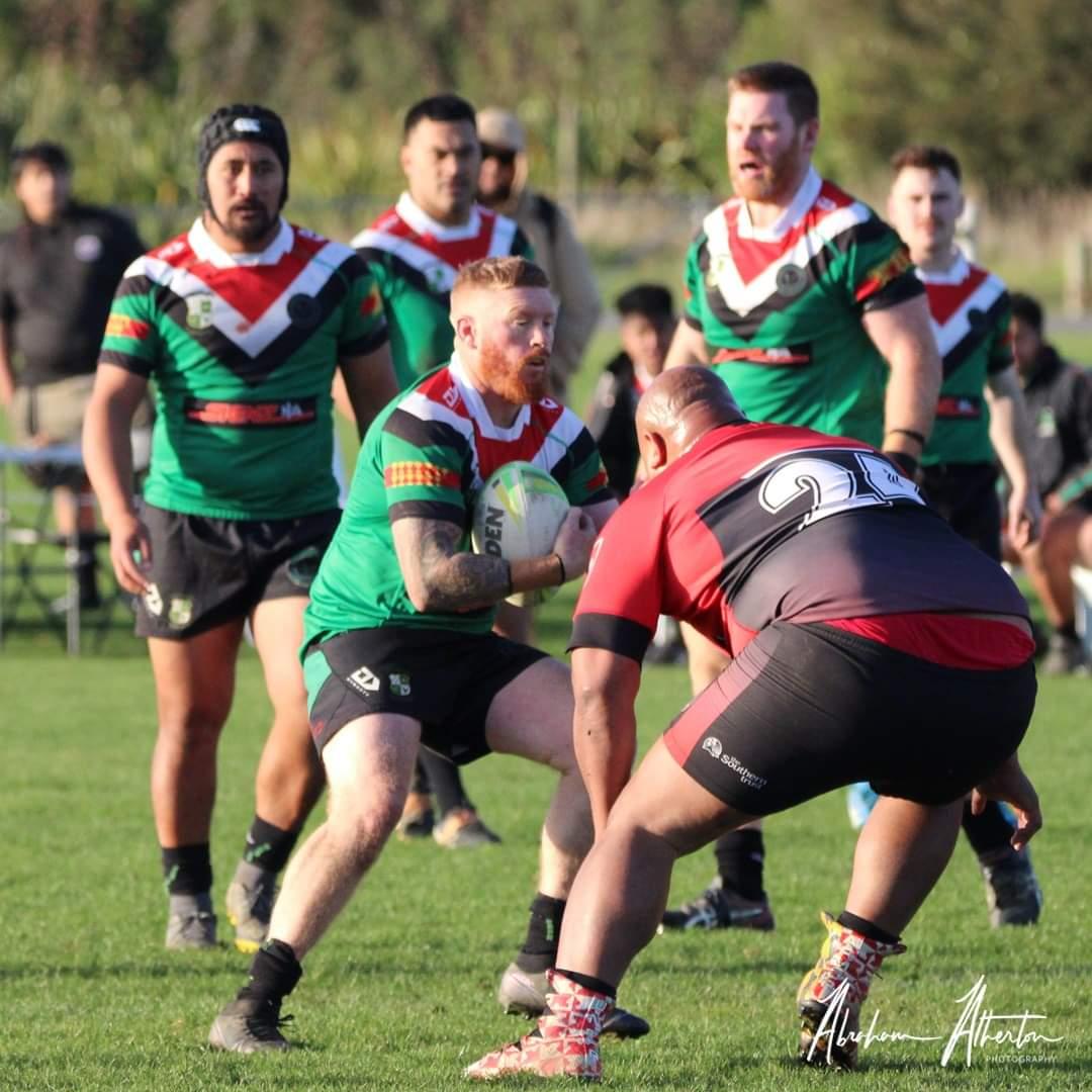Panthers and Keas wnjoy big wins in Canterbury Men's Premiership