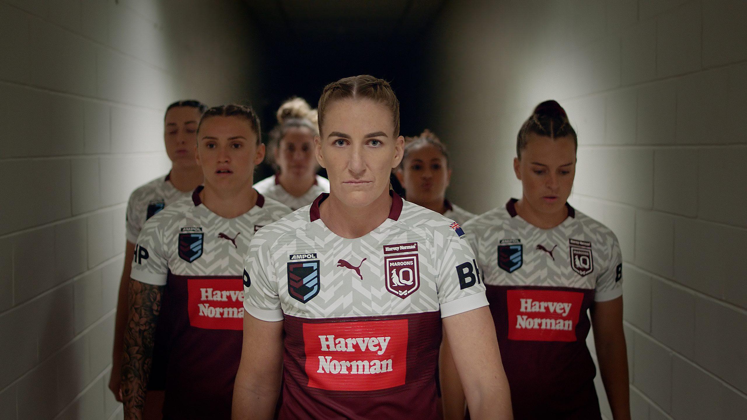Harvey Norman Queensland Maroons Women's squad named