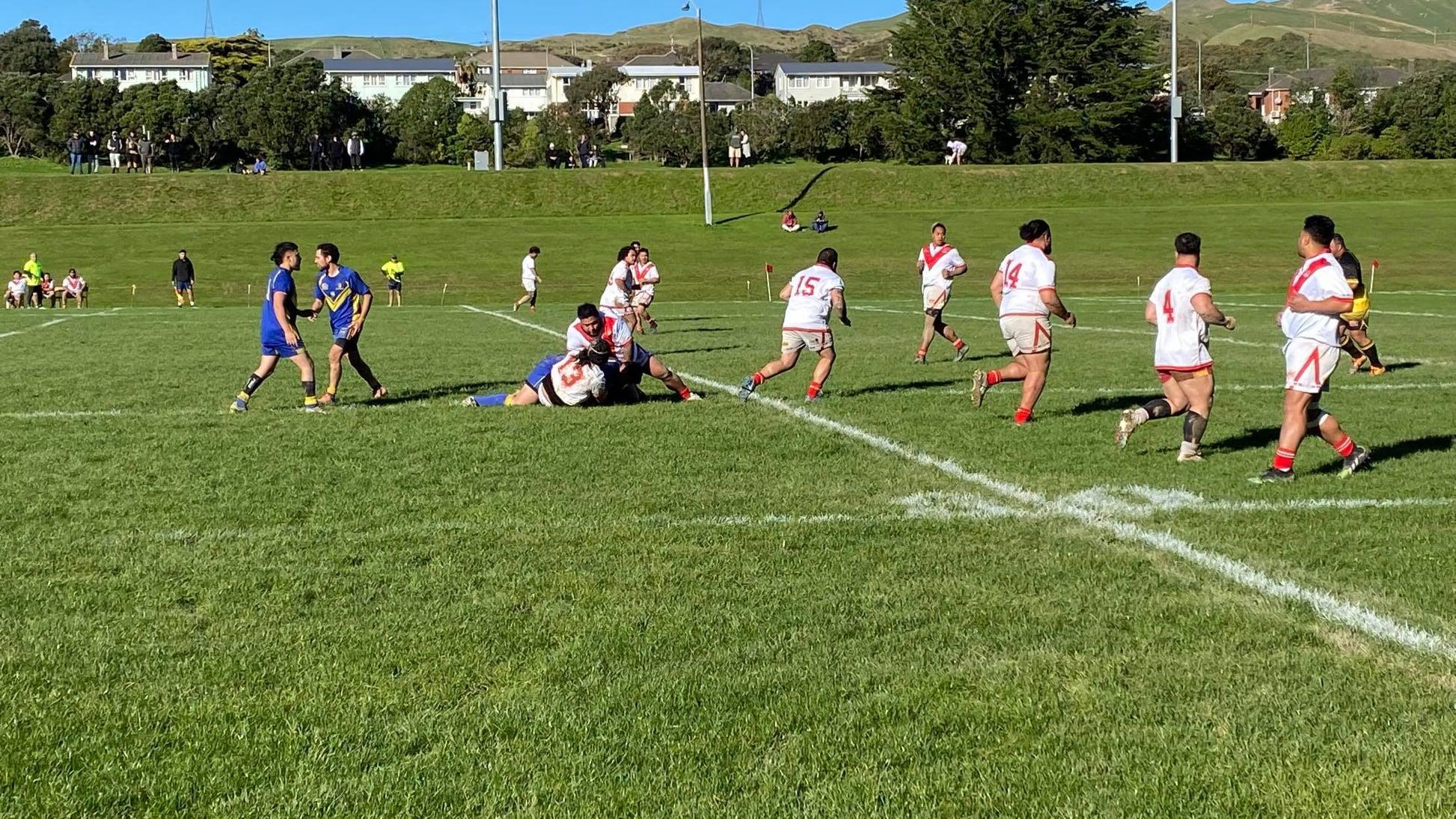 St George to face Wainuiomata in Wellington Premier 2 Grand Final