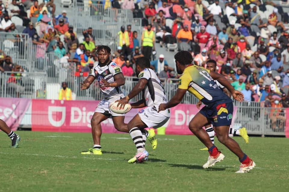 Josiah Jimmy's boot helps Muruks to win over Wigmen in Port Moresby