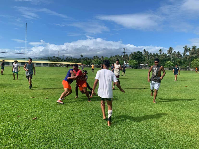 Teams confirmed for inaugural Samoa U18s Colleges tournament
