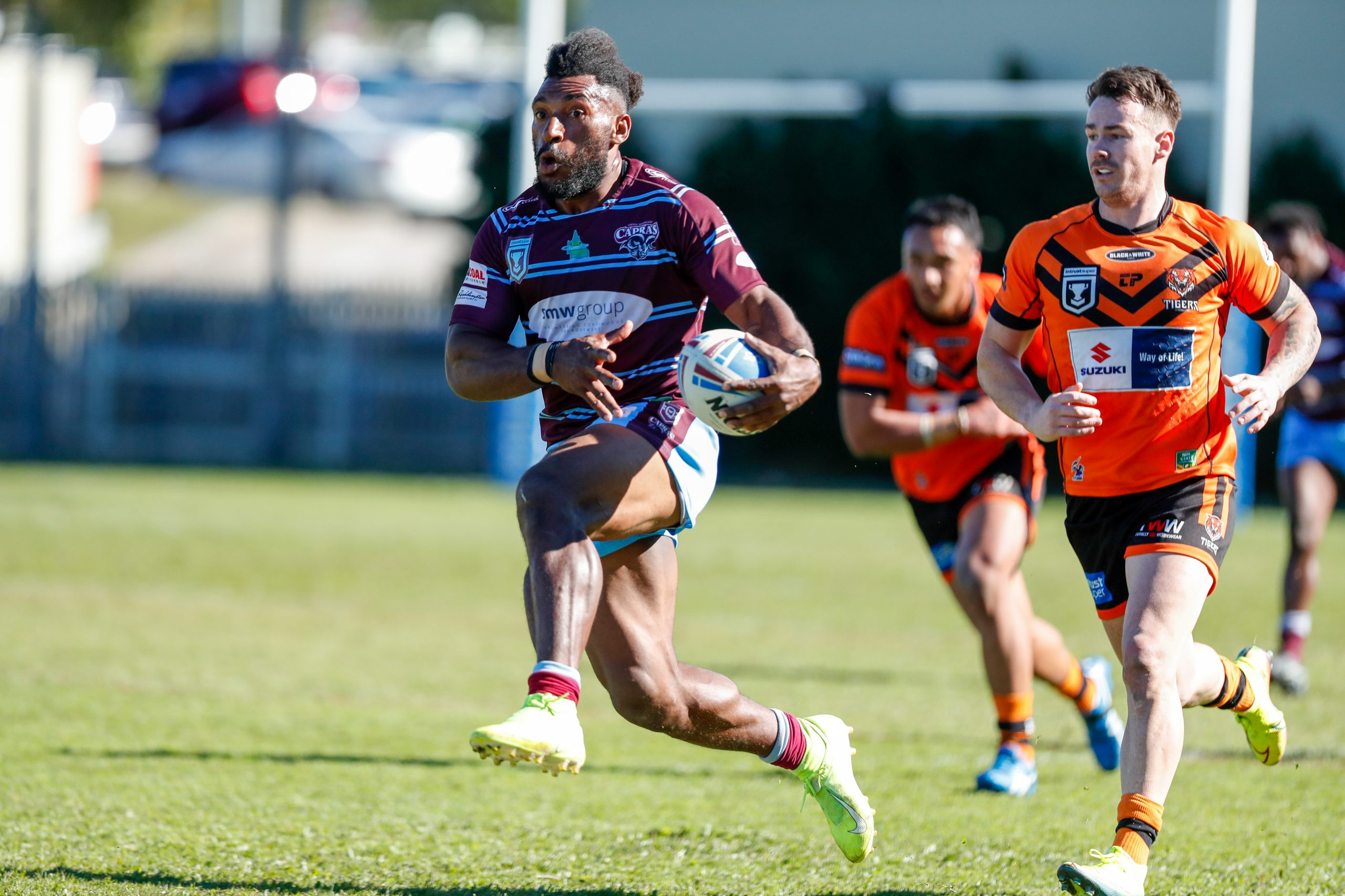 Central Capras and PNG Hunters end losing streak in Queensland Intrust Super Cup
