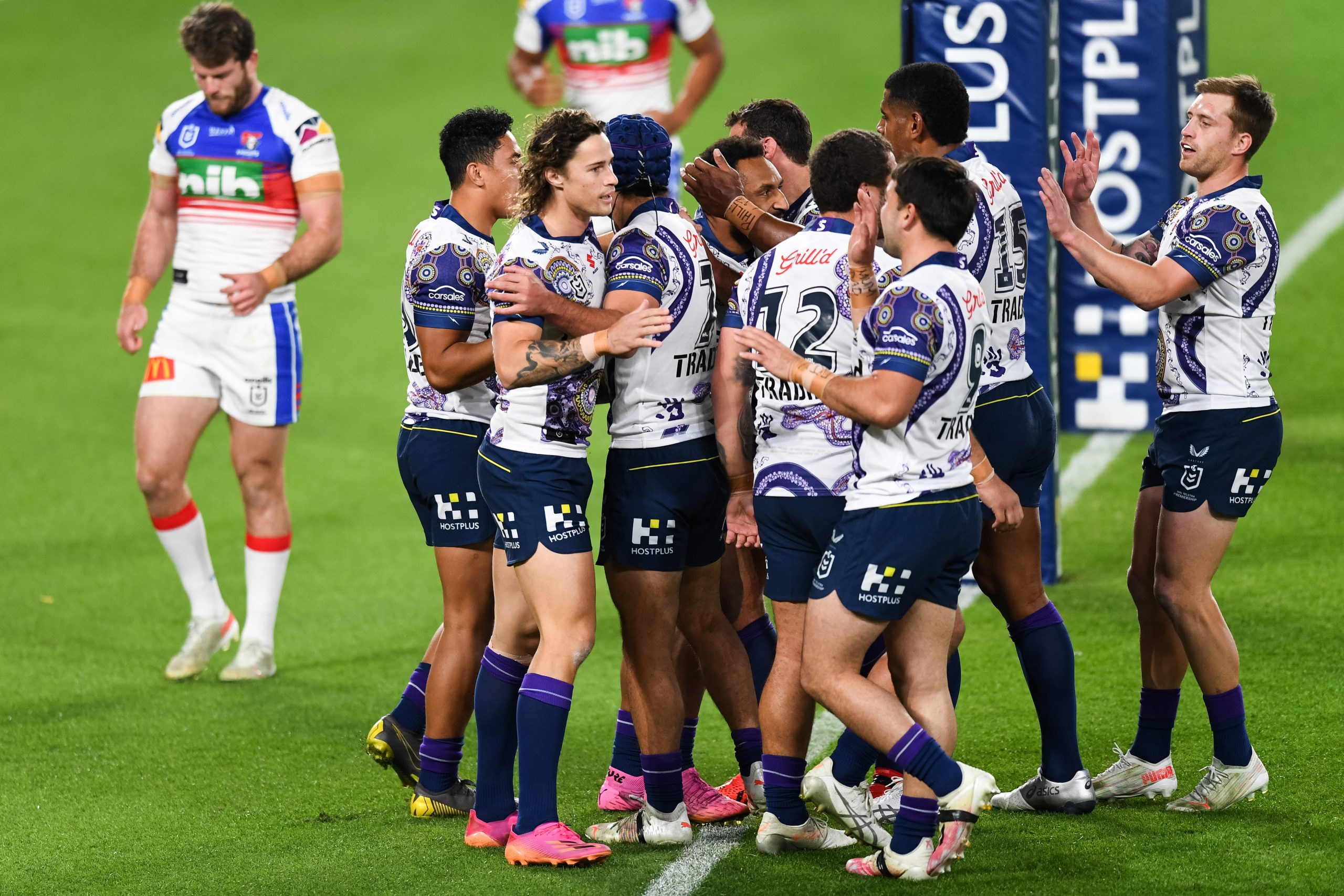 Super Storm defeat Newcastle on the Gold Coast