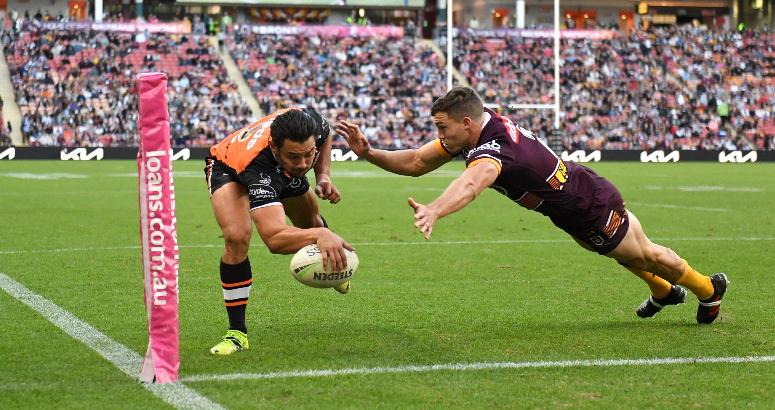 Doueihi dazzles as Tigers claw past lacklustre Broncos