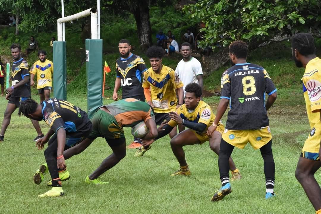 Grand Final spots on the line in Port Vila Men's Championship