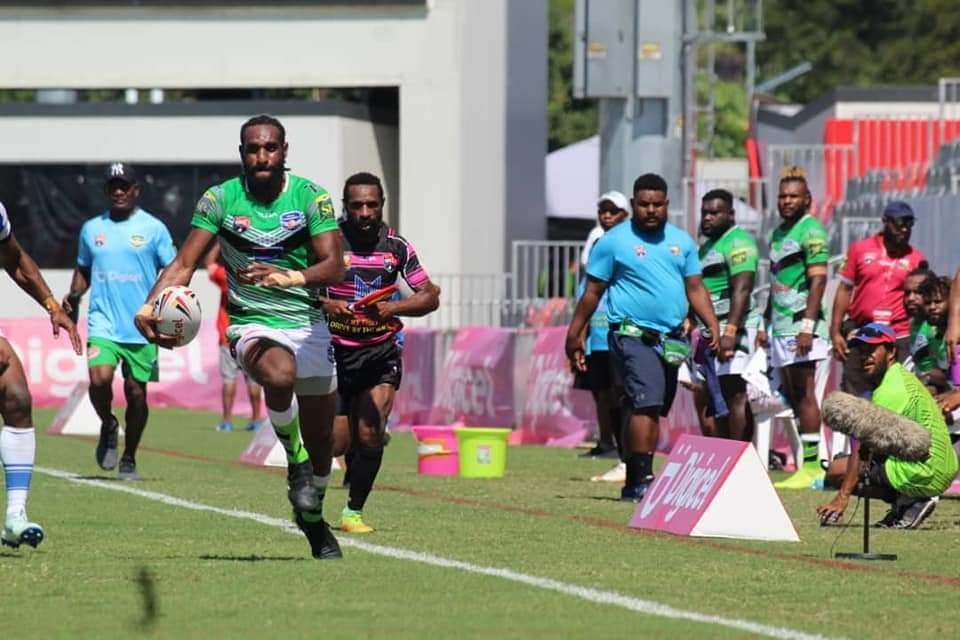 Gulf Isou keep finals run alive whilst ending Kimbe's