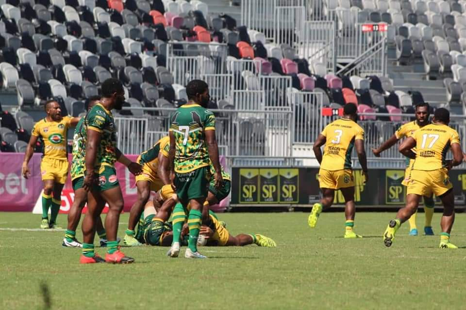 Waghi Tumbe record fourth win of the season, defeating Enga in Port Moresby
