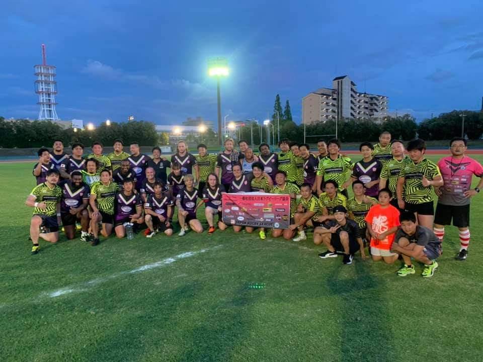 Kamisenryu Sea Turtles defeat Kansai Kaminari in Japan National Cup : West opener