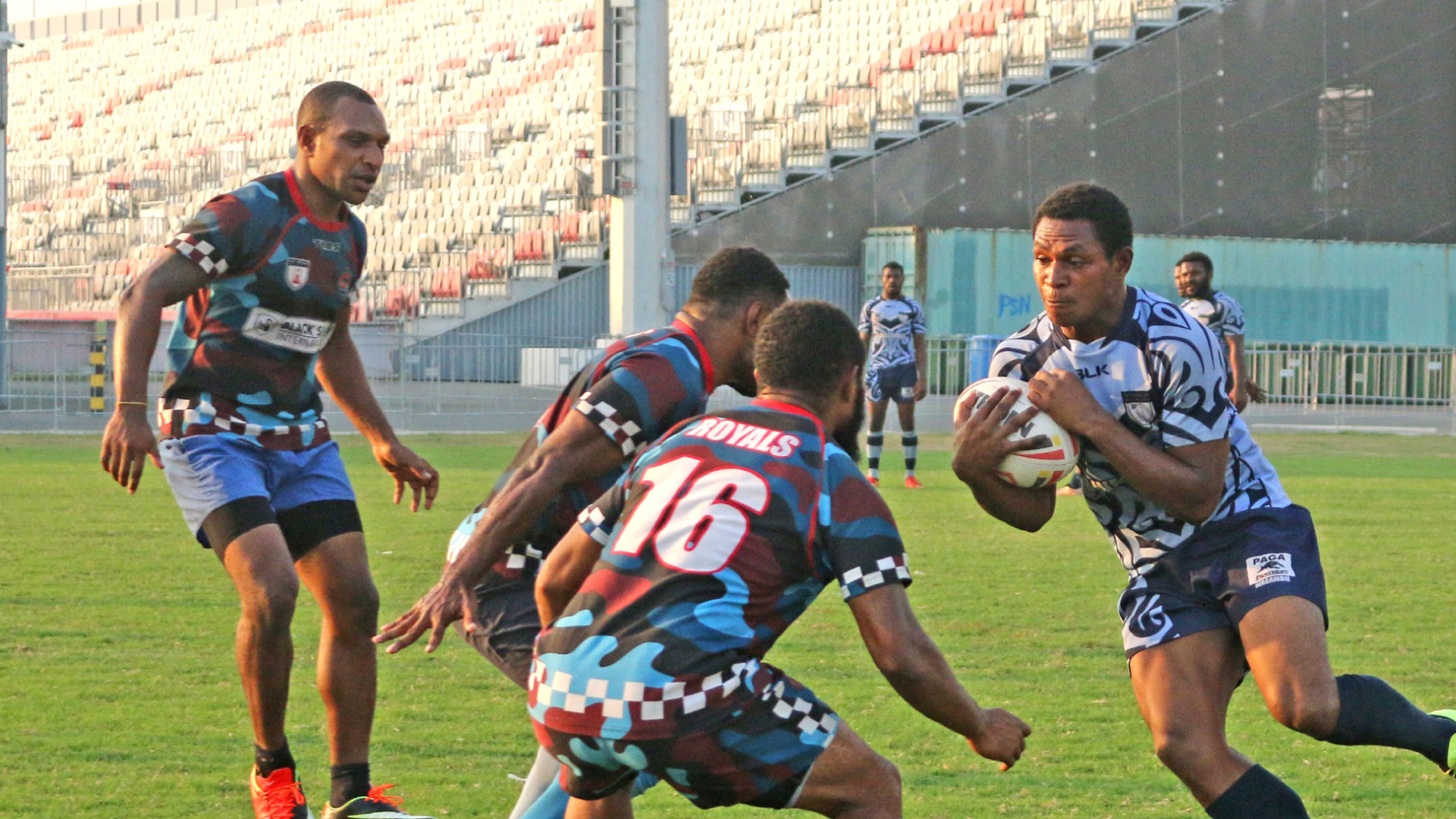 Finalist for Port Moresby RFL Nines decided