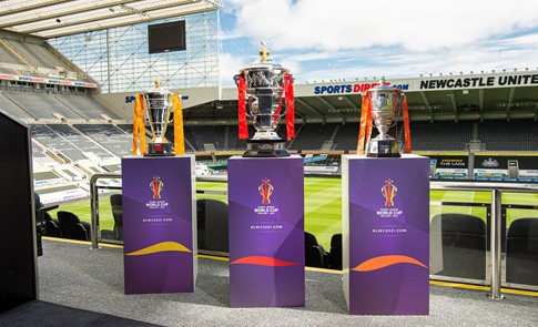 Statement from Rugby League World Cup 2021