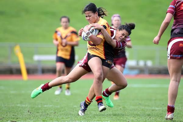 Manurewa lock up Minor Premiership in Auckland Women's Premiership