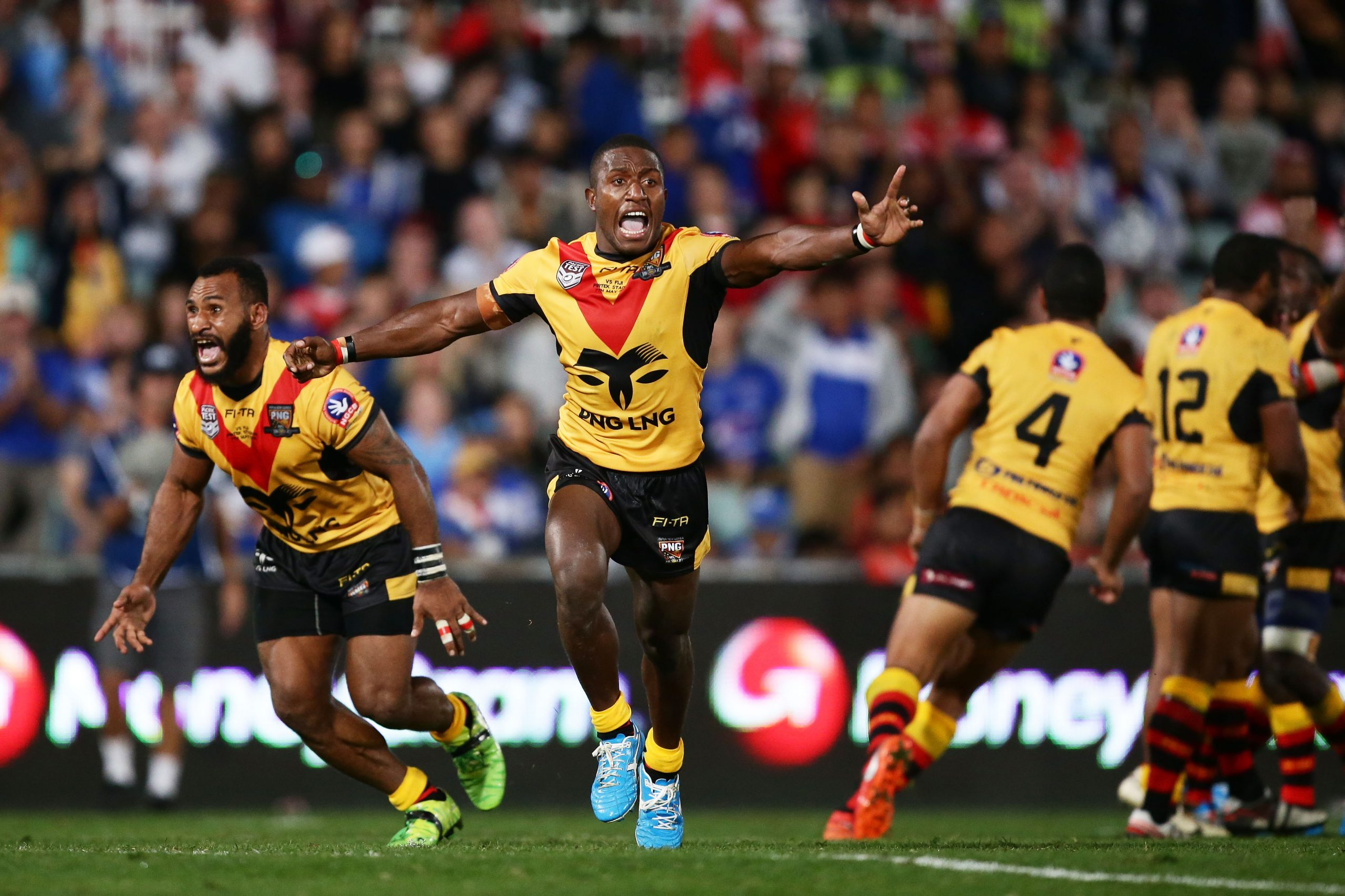 EMTV, FM100 and Telikom TV to cover the 2021 Rugby League World Cup in PNG